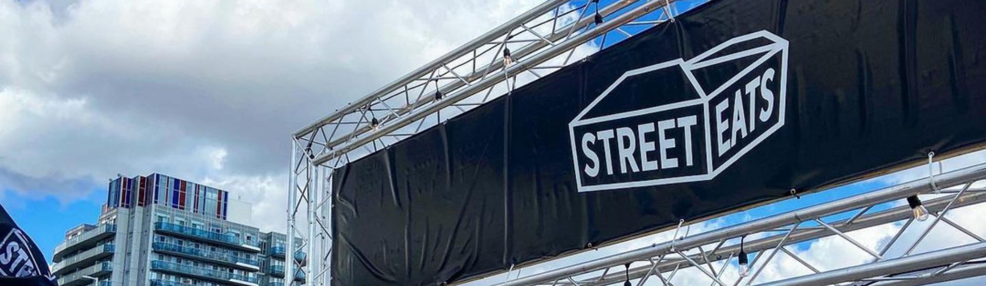 Street Eats Market banner