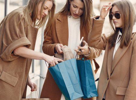 Friends Shopping Bag