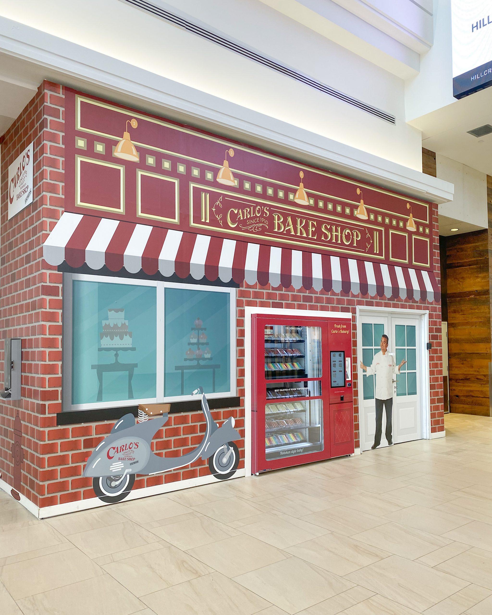 Carlo's Bake shop pop up at Hillcrest