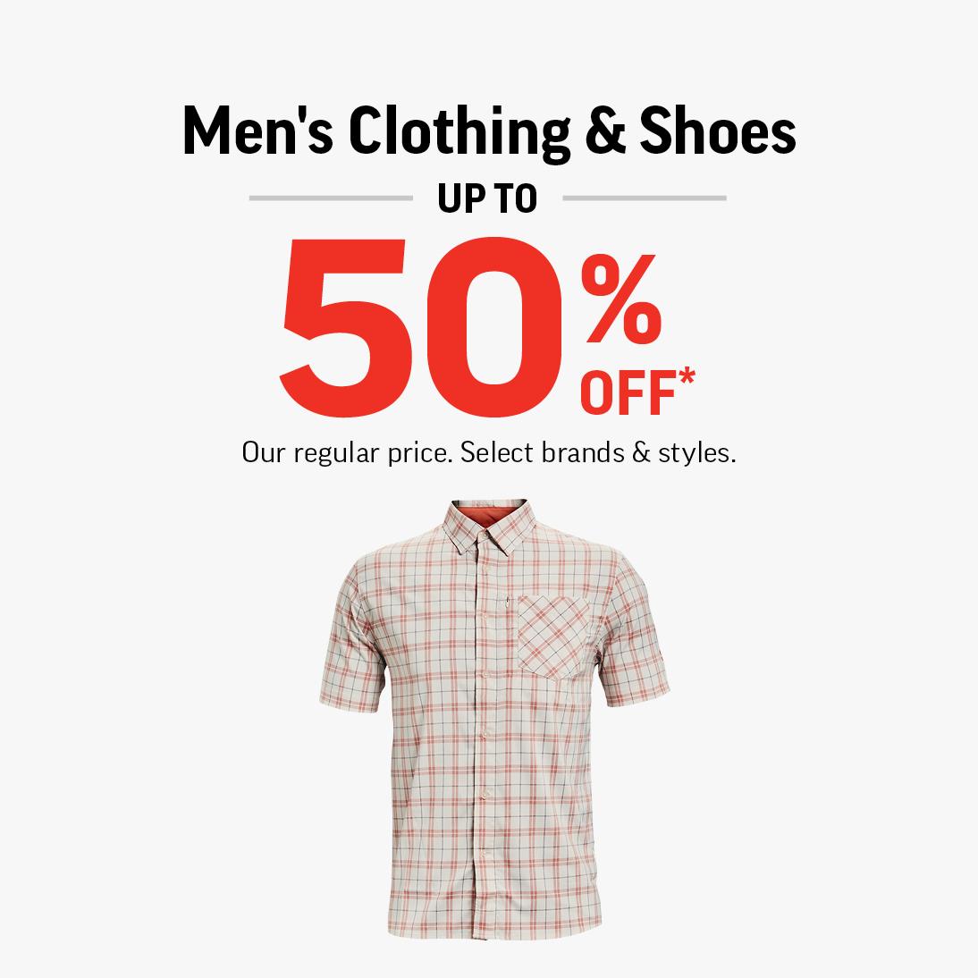 men;s clothing sportchek