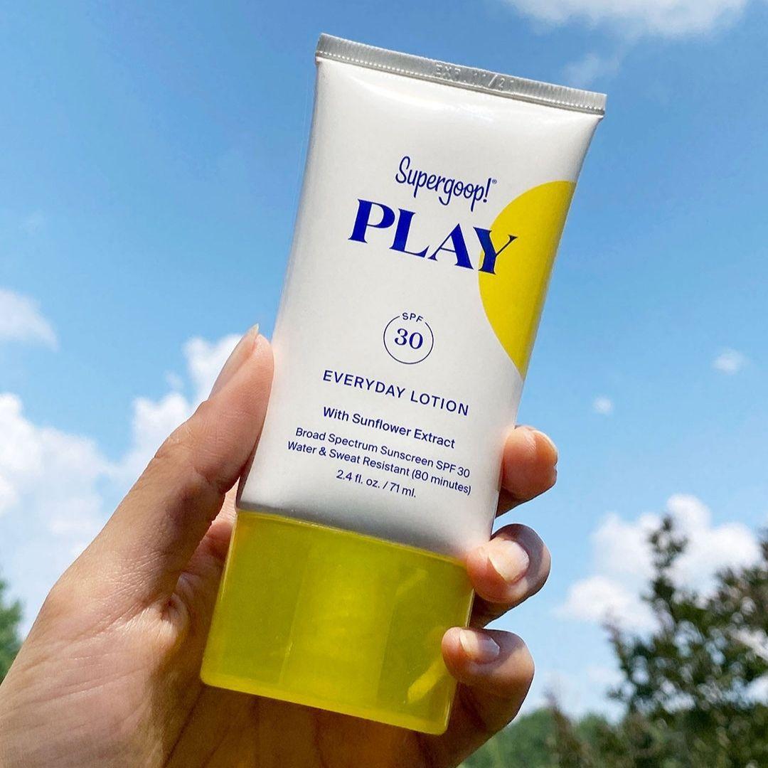 Supergood sunscreen