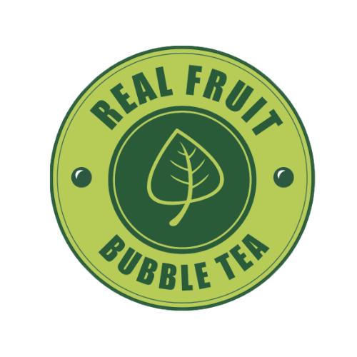Real Fruit Bubble Tea logo